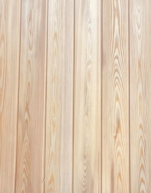 Co2 Larch® A+ knot free cladding